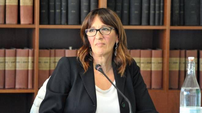 Stefania Rossi, presidente uscente, è delusa