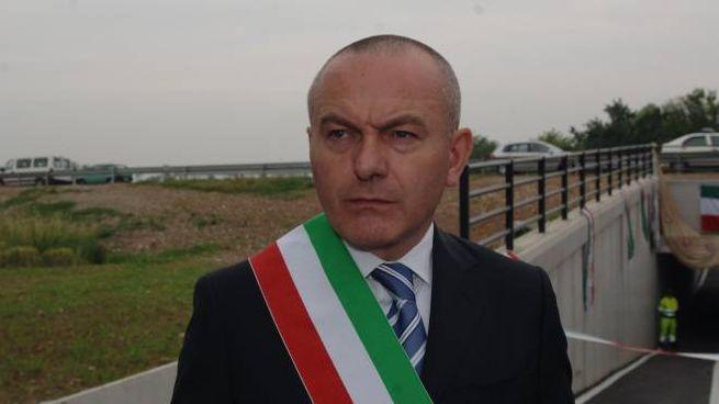 Il sindaco di Cassano Edoardo Sala (Newpress)