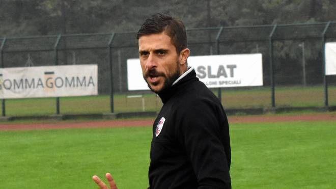 Triestina Imolese 1-0, una beffa per la squadra di Dionisi (Foto Brianza)