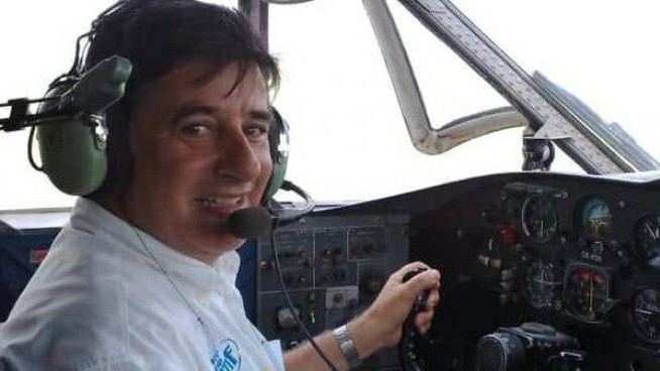 Pier Luca Bartolini era un apprezzato istruttore di volo