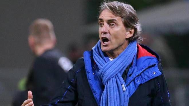 Roberto Mancini, il ct della nazionale italiana (Ansa)