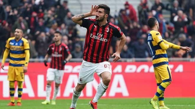 Cutrone decisivo contro il Parma