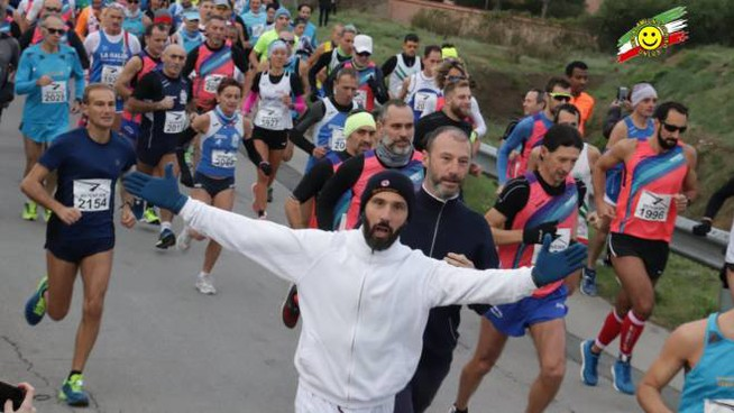 Corri a Salviano (foto Regalami un sorriso onlus)