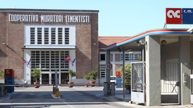 La sede della Cmc in via Trieste (foto Zani)