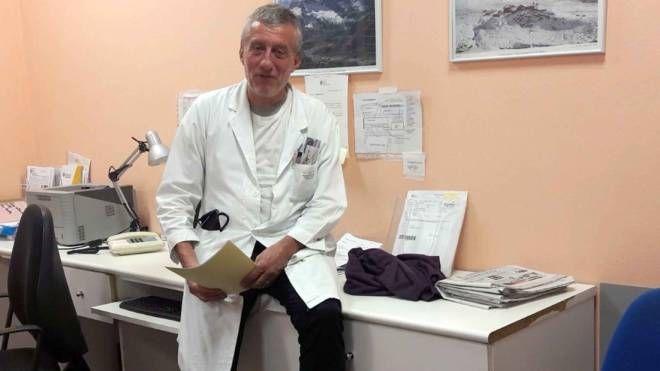 Il dottor Gianfranco Cucchi