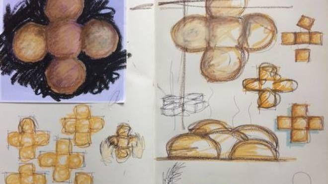 La mostra Buoni come il pane