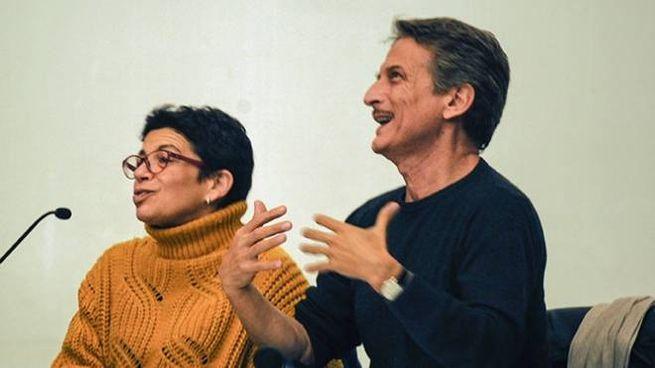 Cesare Bocci e Daniela Spada ospiti al liceo artistico di Macerata
