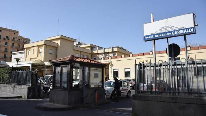 L'ospedale Garibaldi di Catania nella foto d'archivio (Ansa)