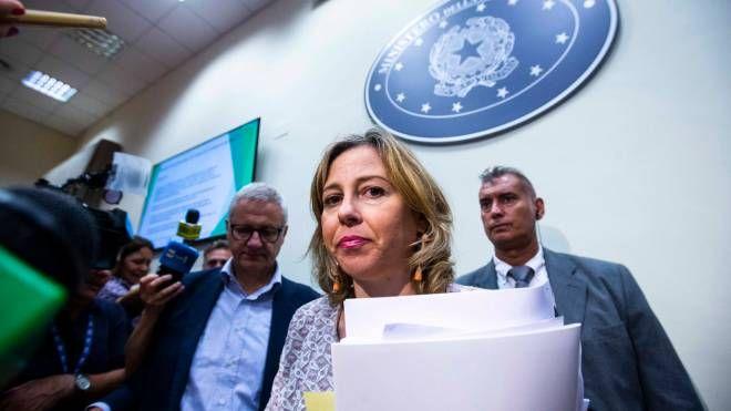 Giulia Grillo ministro della Salute (ImagoEconomica)