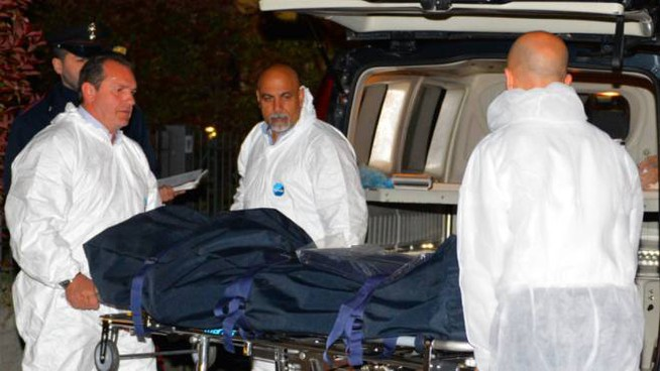 Il cadavere di Antonio Faraci fu ritrovato all'interno della sua casa a Somma Lombardo