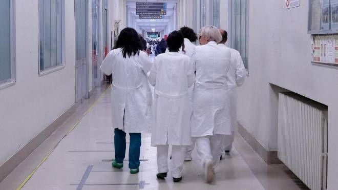 Un'immagine di un ospedale