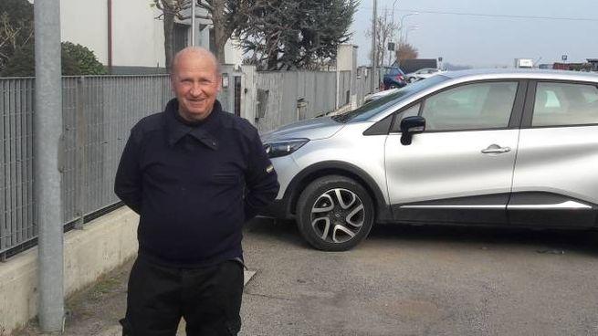 Flavio Zaniboni, vicino dell'imprenditore aggredito