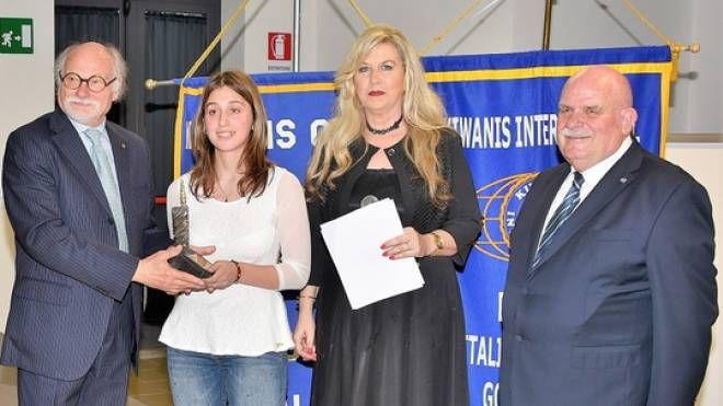 La premiazione della scorsa edizione