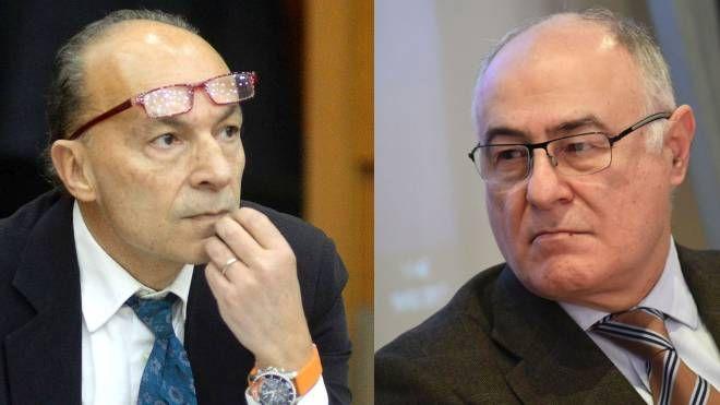 Sergio Venturi e Giancarlo Pizza