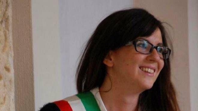 Il sindaco Valeria Agnelli