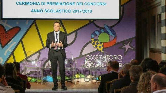 Osservatorio Giovani-Editori, la premiazione di tutti i concorsi (Germogli)