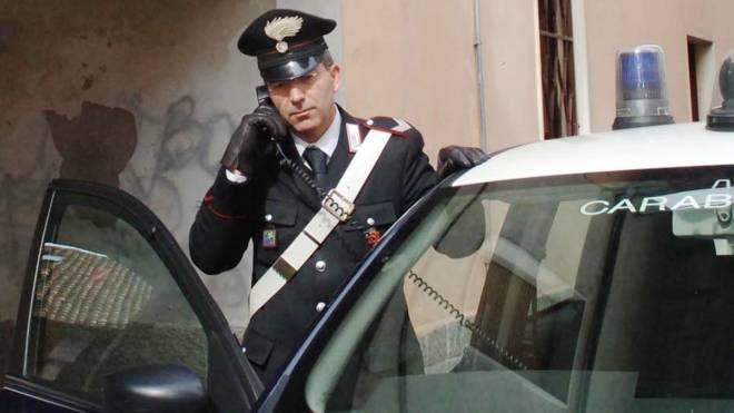 Sul posto sono intervenuti anche i carabinieri