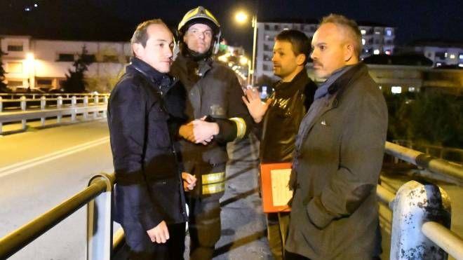 Il controllo congiunto dei vigili del fuoco con l'amministrazione comunale
