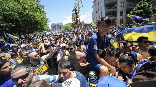 Tifosi del Boca Juniors