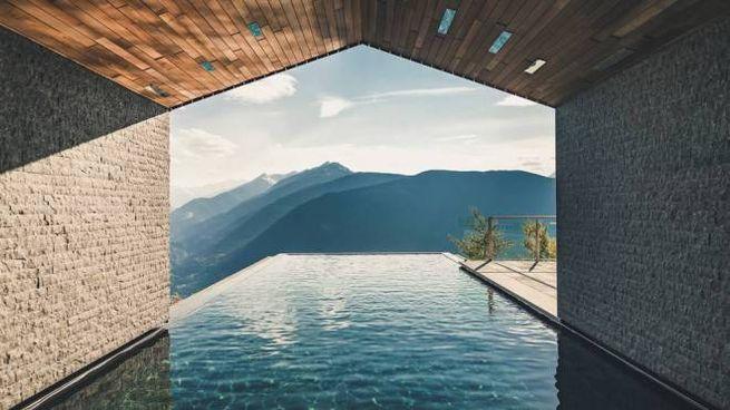 Il Miramonti Hotel ha la piscina con vista più bella - Foto: www.hotel-miramonti.com