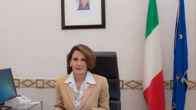 Il prefetto di Reggio Emilia, Maria Forte