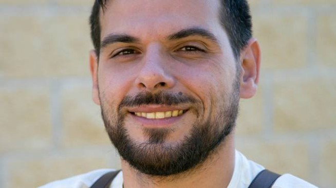 Lo chef Marco Pagani