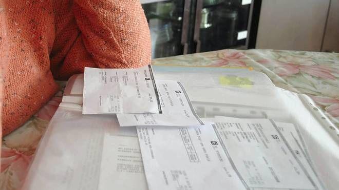 Quando anche pagare le bollette diventa difficile (foto di repertorio)