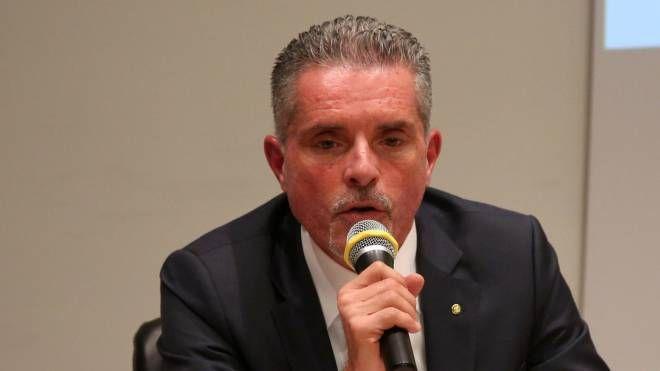 Il sindaco di Cesena Paolo Lucchi