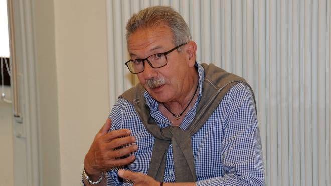 Il sindaco Gianbattista Fratus