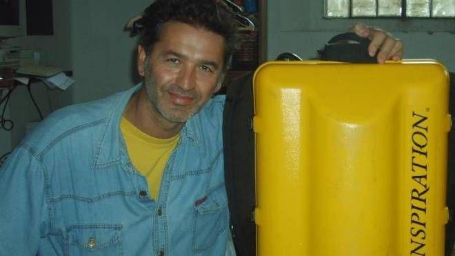 Rimini, l'imprenditore Marco Fonti