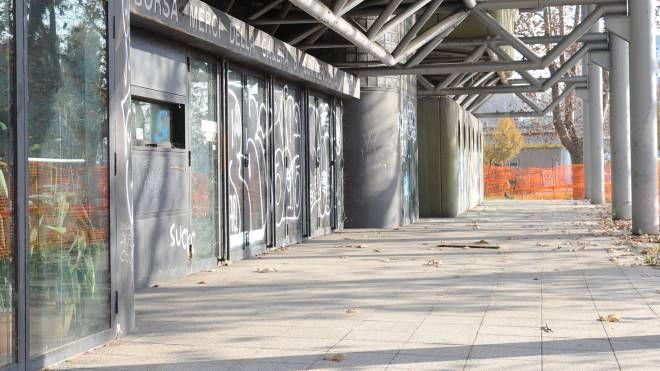 Modena, via Canaletto: i grandi marchi puntano sulla periferia (FotoFiocchi)
