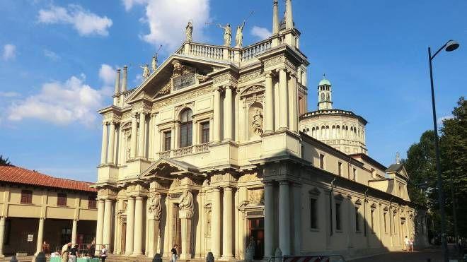 Il Santuario della Beata Vergine dei miracoli di Saronno