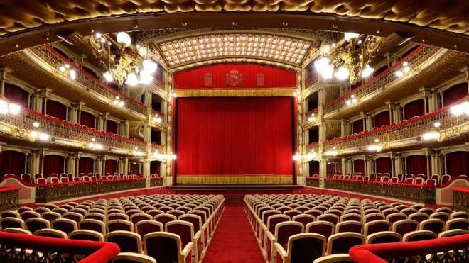 Un teatro (foto repertorio)