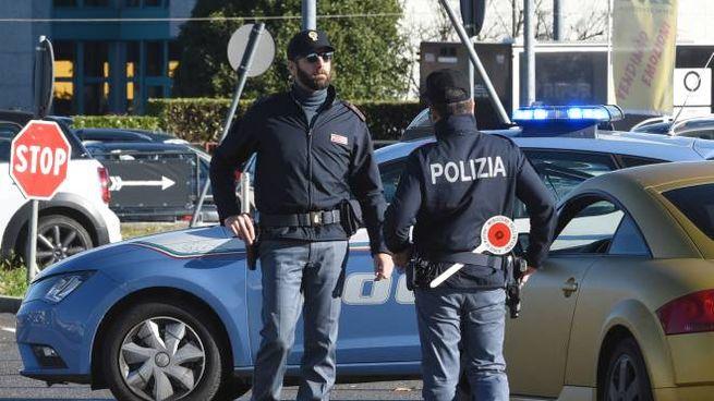 Agenti di polizia (Foto di repertorio)