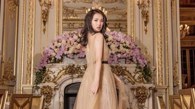 Annabel Yao, figlia minore del fondatore di Huawei da Instagram