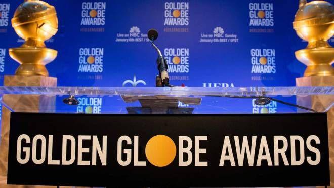 Il palco dal quale sono state comunicate le nomination