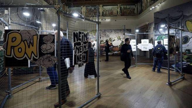 'Sturmtruppen 50', la mostra a Bologna, a Palazzo Fava