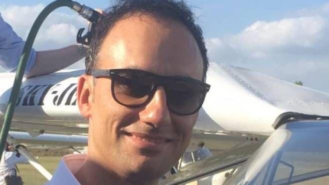 Il professore dell'istituto Lotti Marco Buccianti