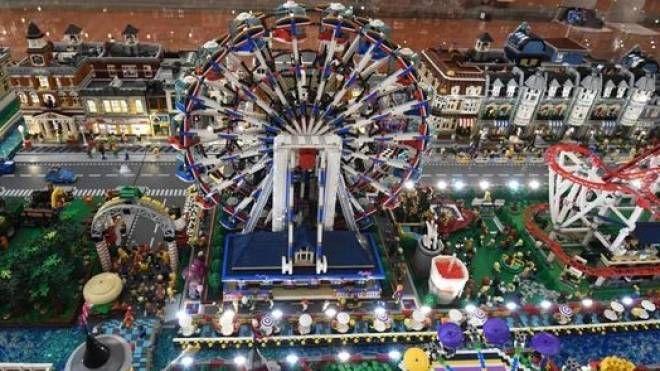 Lego City Booming (FotoSchicchi)