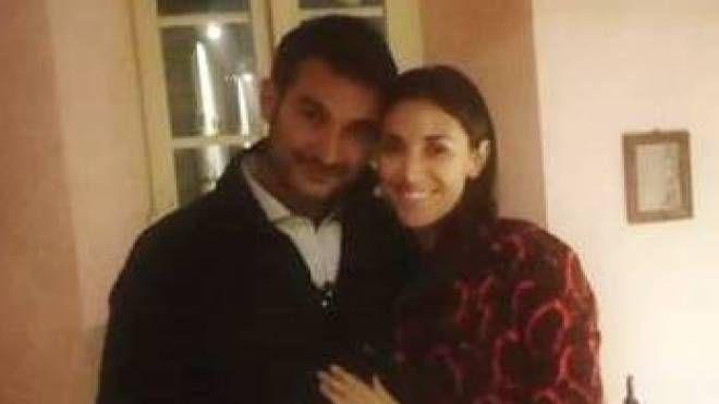 Enrico Astuti e Francesca Righi