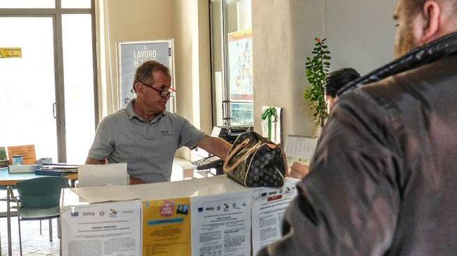 Vesel Basha, addetto al front office ora licenziato (Fotoprint)
