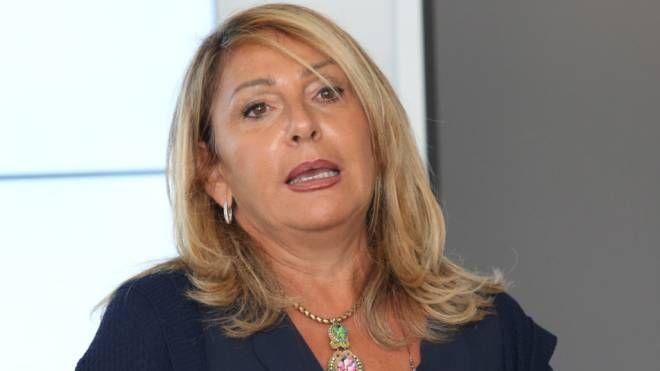 L'assessore regionale all'istruzione, Cristina Grieco (foto Germogli)