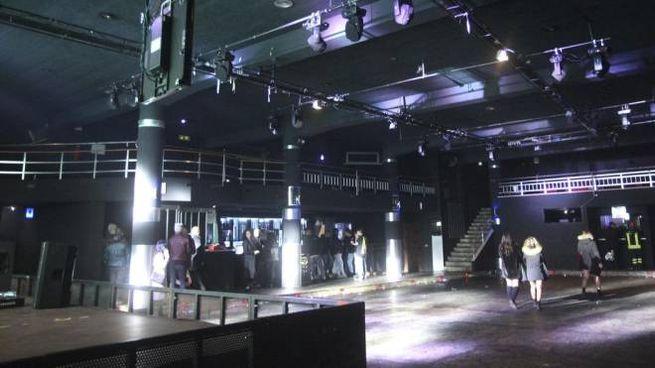 La discoteca Lanterna Azzurra di Corinaldo dopo la tragedia (Ansa)
