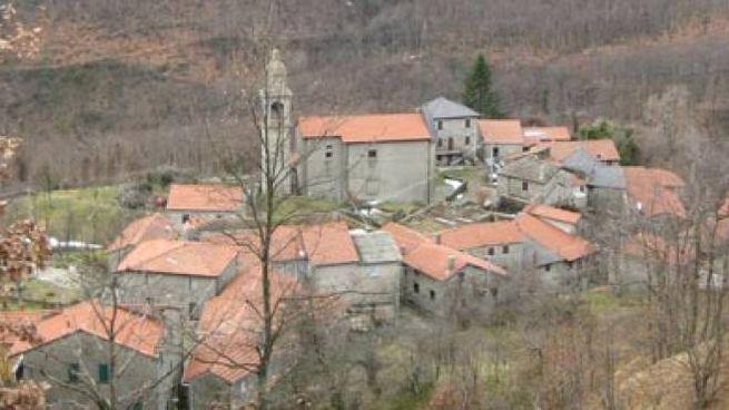 L'abitato di Braia (da www.terredilunigiana.com)