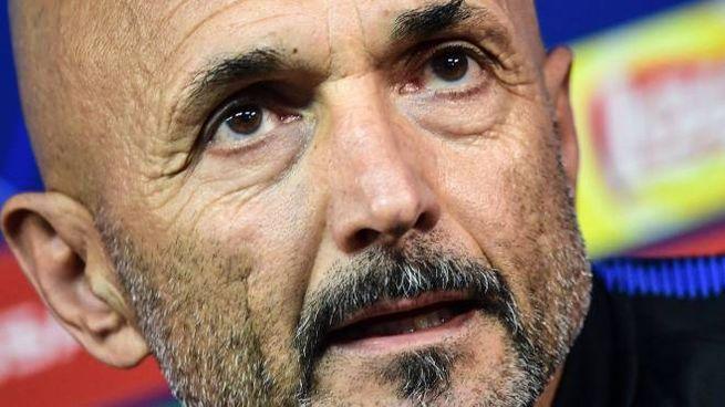 ll tecnico dell'Inter Luciano Spalletti (LaPresse)