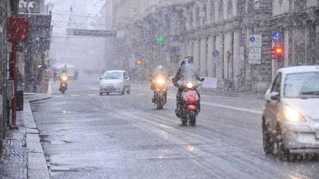 Meteo Emilia Romagna, le previsioni: neve anche in pianura dal Piacentino al Bolognese