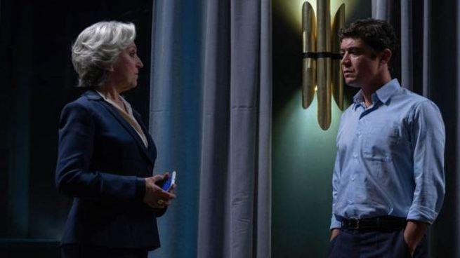 Una scena del film 'Il testimone invisibile'