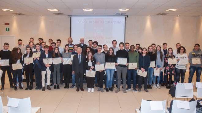 Cavalieri del Lavoro, borse di studio a 44 giovani in Emilia Romagna (FotoSchicchi)