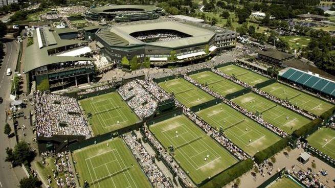 L'All England Lawn Tennis Club a Wimbledon (Ansa)