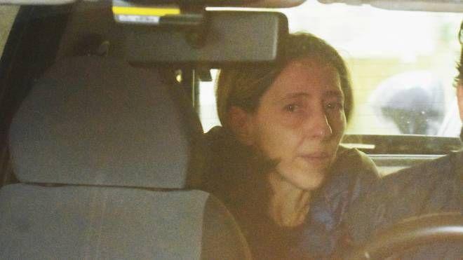 Salvatrice Spataro, la donna che ha confessato l'omicidio del marito (Ansa)